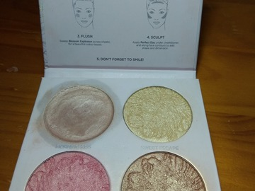 Venta: Paleta waterflower Magic kiko