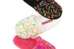 Buy Now: 10 x Betsey Johnson Slippers - TOTAL MSRP $300.00