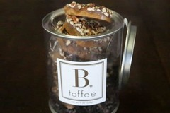 Online Listing: B. Toffee Signature Canisters - Dark Chocolate (12 bags)