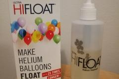 Ilmoitus: Heliumpallojen käsittelyaine