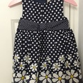 Selling with online payment: Two dresses - Brand new with tags, age 9-12 Mths