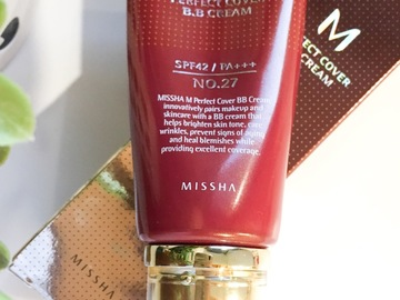 Venta: Missha Perfect Cover