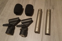 Renting out: Rode NT5 Matched Pair Microphones