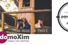 .: domoXim Vastgoed en Beheer maakt tijd voor uw thuis