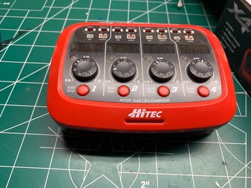 Selling: Hitec X4 Micro Multi Charger  HRC44212
