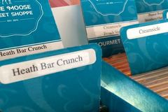 Online Listing: Heath Bar Crunch Bulk Loaves 5 lbs (3 boxes)