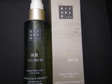 Venta: Rituals Tao, calming body anda massage oil