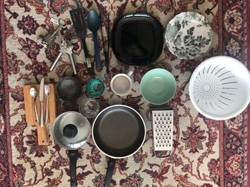 Selling: Kitchenware