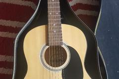 Renting out: First Act Acoustic Guitar