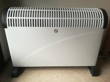 Selling: Heater with fan