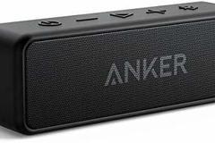Selling: Anker soundcore 2 waterproof Bluetooth speaker
