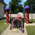 Book & Pay Online (per party package rental): Balloon Decor