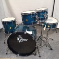 Selling with online payment or cash/check/money order/cash app/Venmo: Gretsch New Classic 5 pc. drum set in Ocean Sparkle Burst