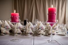 Ilmoitus: 2kpl Finnmarin kynttilänjalkoja