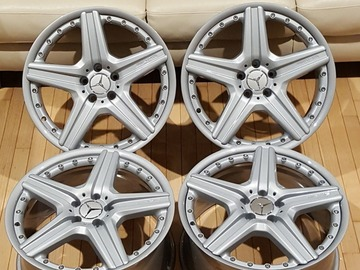 Selling: AMG Style VI 2 piece 19x8.5/9.5