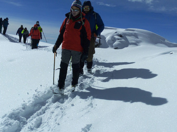 Offering with online payment: Mountain Kilimanjaro climbing 9 days Lemosho route