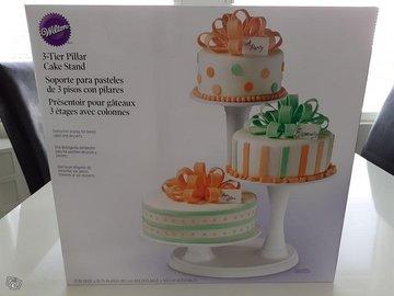 Ilmoitus: Uudenveroinen kakkuteline