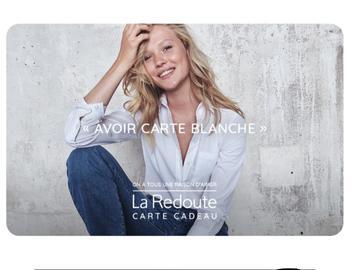 Vente: Carte cadeau La Redoute et La Brand Boutique (500€)