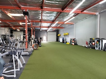 Available To Book & Pay (Hourly): Personal Training - Hourly Rental