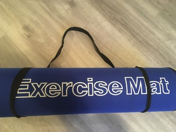 Selling: Exercise mat