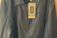 Buy Now: Men's Vegan Leather Jackets  By The Foundry  Big& Tall  Supply Co