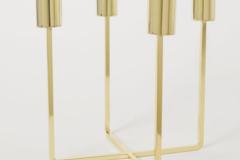 Ilmoitus: 2 h&m kullan väristä kynttelikköä