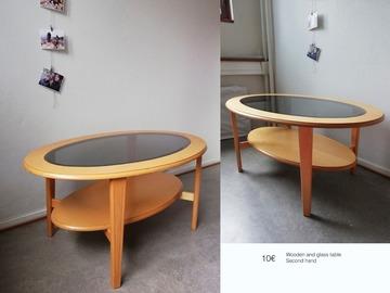 Myydään: Room Table
