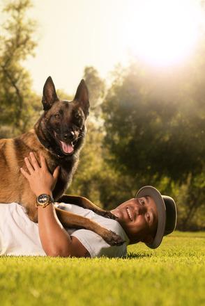 dog training combat canine handler turned celebrity dog