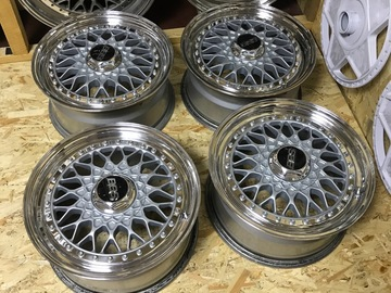 "Selling: BBS RS 15"" - 4x100 (redrill)"