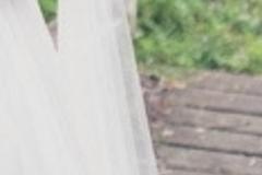 Ilmoitus: Kauniisti laskeutuva kevyt huntu (huntutylliä) 2 m.