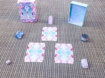 Selling with online payment: 3 Card Guidance Tarot/Oracle Reading