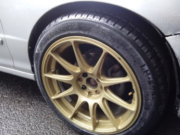 Selling: Xxr527 17x8.5 with tires