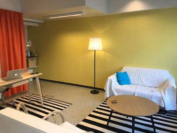 Renting out: Comfortable & cosy office in nice surroundings