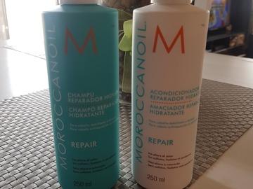 Venta: Champú y acondicionador Repair Moroccanoil
