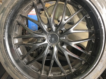 "Selling without online payment: 20"" RIMS only"