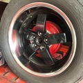 """Selling without online payment: 20"""" wheel set"""