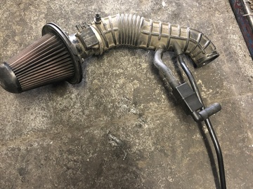 Selling without online payment: Ford Air intake