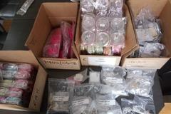 Buy Now: 500 pc Bracelet/Necklace target,Christmas tree shop shelf pul lot