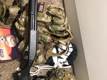 Selling: TM m870 gas shotgun