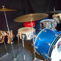 "VIP Members' Sales Only: Hal Blaine's ""Timbale Set"", Phil Spector,  Authenticated!!"