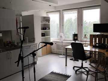 Workspace Profile: The Nest Audio Space at Alppila