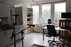 Työhuoneprofiili: The Nest Audio Space at Alppila