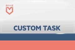 Task: Custom Listing