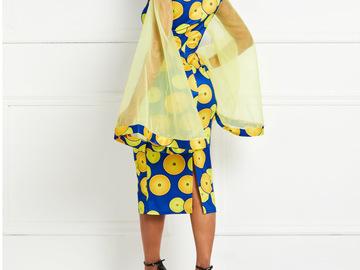 Vente avec paiement en ligne: Vintage moulante robe femmes partie printemps maille à manches