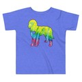 Selling: Tees for Toddlers Collection, Golden Doodle Silhouette
