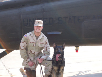 Coaching Session: TV & Film Consultant about elite Working Dogs from K-9 Handler