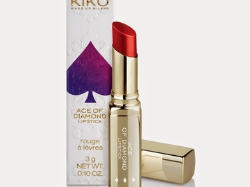 Buscando: Labial Kiko Ace of Diamond 34