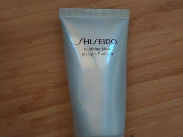 Venta: Shiseido, Purifying mask