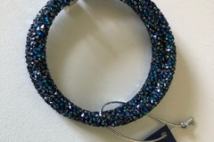 Venta: Pulsera Crystaldust azul Swarovski