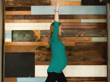 Class Offering: Prenatal Yoga